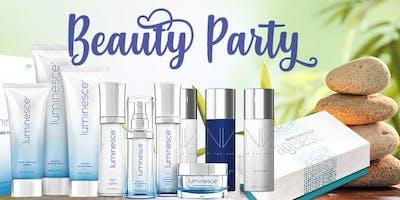 Beauty Party - Trattamento di bellezza