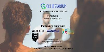 Événement pour des entrepreneurs par des entrepreneurs.