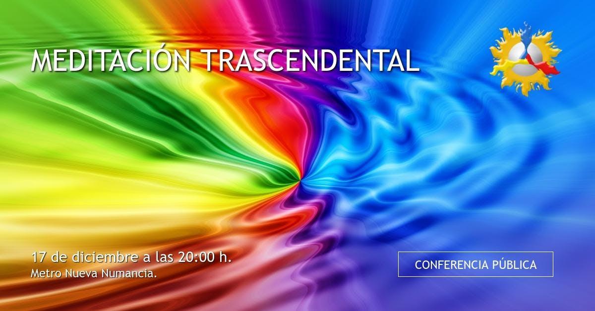 Conferencia Pública: Meditación Trascendental