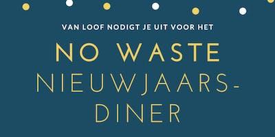 No Waste Nieuwjaarsdiner