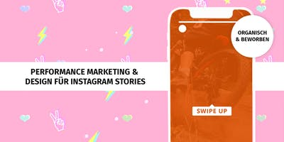 Performance Marketing & Design für Instagram Stories