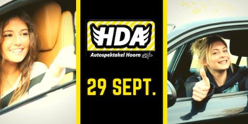 HDA Autospektakel Hoorn