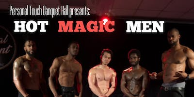 Hot Magic Men