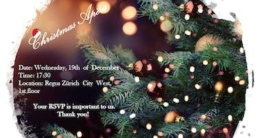 Regus Zürich City West - Christmas Apèro