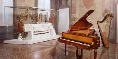 Visita al Museo della Musica - Speciale Card Musei