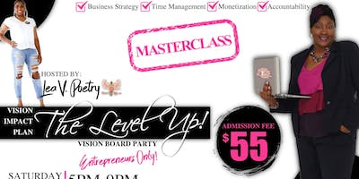 Level Up Vision Board Party