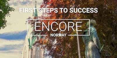 First Steps to Success Encore in Bergen, Norway - January 18-20, 2019