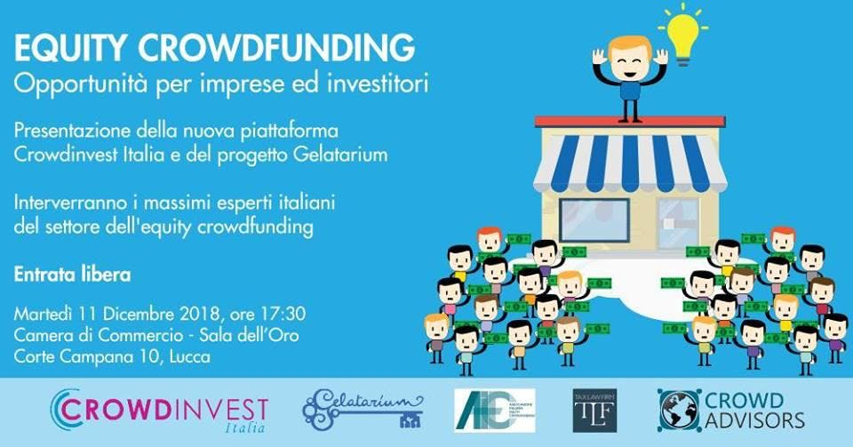 Equity Crowdfunding - Opportunità per imprese