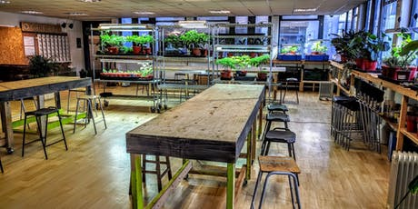 Green Lab Tour - Learn about Urban Agriculture tickets