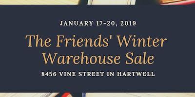 The Friends' Winter Warehouse Sale
