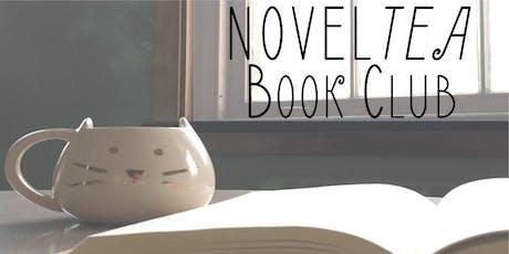 Noveltea Book Club tickets