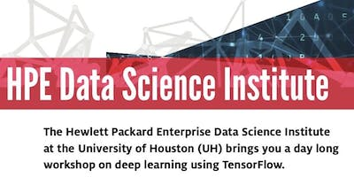 HPE Data Science Institute: Learn about TensorFlow