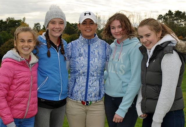 Golf4Girls4Life - Stage Six (Mid Leinster)