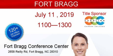 Fort Bragg Veteran Job Fair - July 2019 tickets