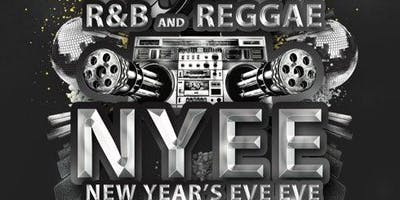R&B and REGGAE: NYEE - New Year's Eve EVE w/ DJ Starting From Scratch