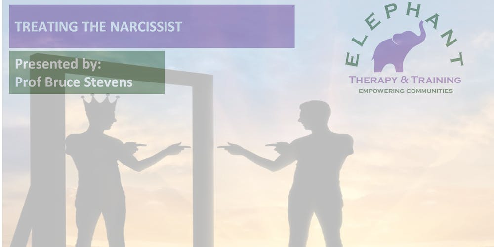 Treating The Narcissist Tickets, Fri 13 Sep 2019 at 9:00 AM | Eventbrite