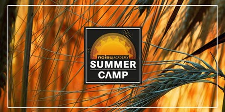 ELECTRONIC MUSIC PRODUCTION SUMMER CAMP  tickets