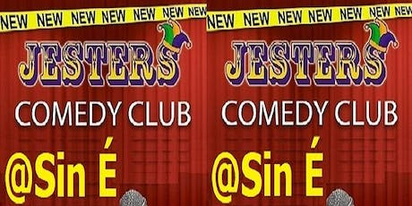Jesters 2019 @ Sin É tickets