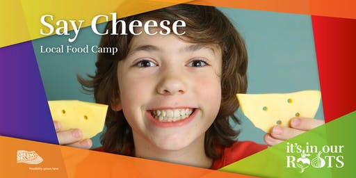PD Day Camp: Say Cheese January 24