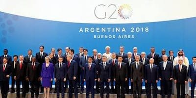 G20 Leaders' Summit: A Readout from the U.S. Sherpa, Clete Willems