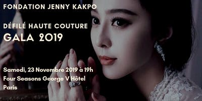 GALA 2019 - FONDATION JENNY KAKPO - FOUR SEASONS G