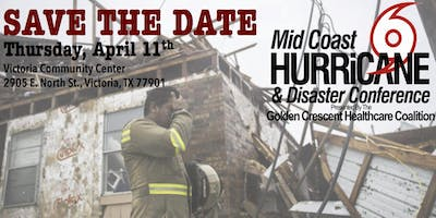 2019 Mid Coast Hurricane & Disaster Conference