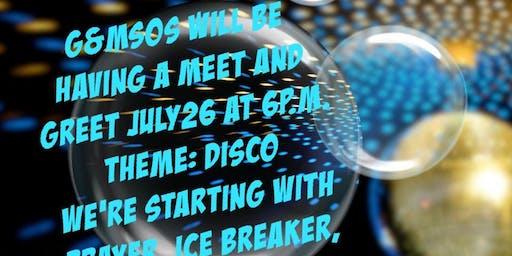 G&MSS Disco meet & Greet