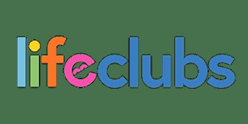 Life Clubs (Kensal Green)   -   Life-changing workshops