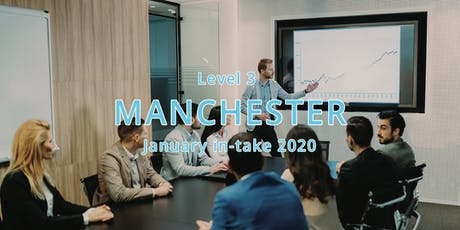ILM Level 3 Certificate Leadership and Management - Manchester January In-take 2020 tickets