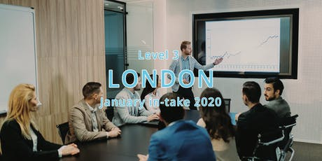 ILM Level 3 Certificate Leadership and Management - London January In-take 2020 tickets