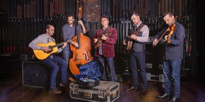 The Travelin' McCourys with River Valley Rangers | Redstone Room