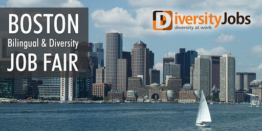 Boston Bilingual & Diversity Job Fair