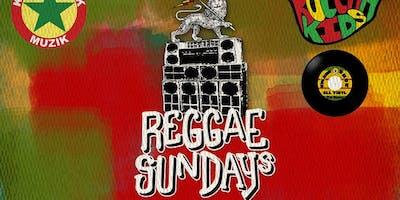 Reggae Sundays at The Wynwood Yard