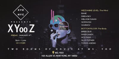 XYZ PRESENTS: X Yoo Z