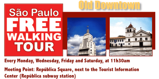 SP Free Walking Tour - OLD DOWNTOWN