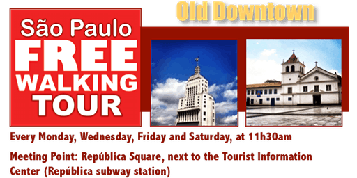 SP Free Walking Tour - OLD DOWNTOWN