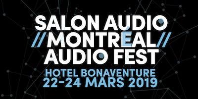 Salon Audio MONTREAL Audio Fest