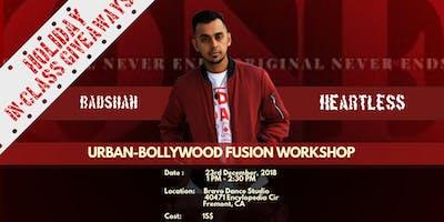 Urban Bollywood Dance Workshop - Saffatt Al-Mansoor X Badshah