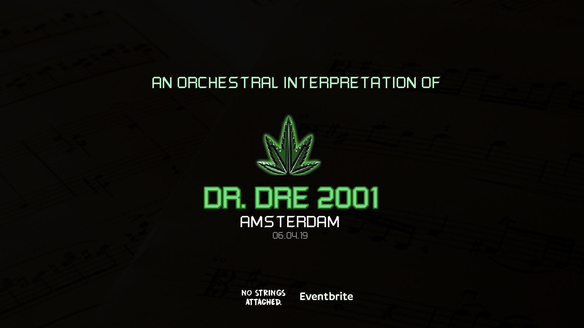 An Orchestral Rendition of Dr. Dre: 2001 - Am