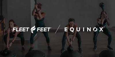 Fleet Feet Running Club: Sponsored by EQUINOX