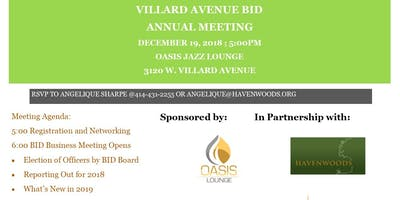 Villard Avenue BID Annual Meetings