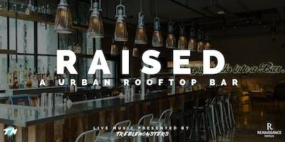 Live Music Raised An Urban Rooftop Bar Chicago December Thursday