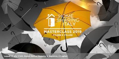 Presentazione Master Class Home Sharing 2019