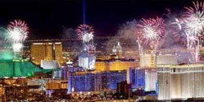 new years with maggianos on the las vegas