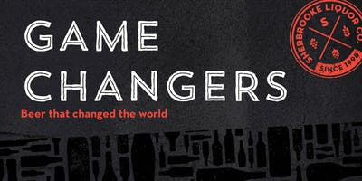 GAME CHANGERS - Beers that Changed the World