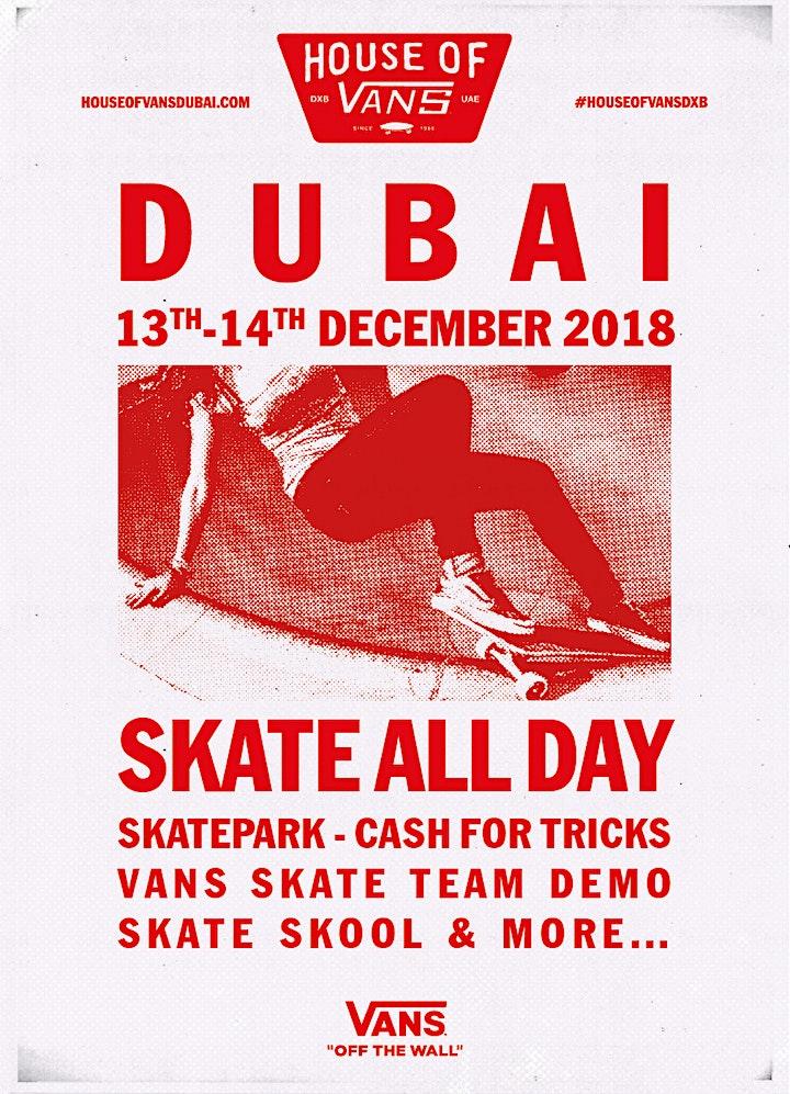 House of Vans Dubai image