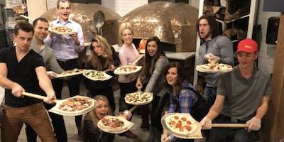 Pizza and Prosecco: 1889 Pizza Class