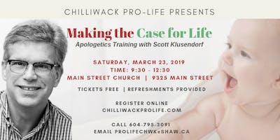 Apologetics with Scott Klusendorf