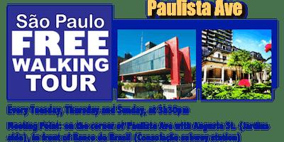 SP Free Walking Tour - PAULISTA AVE