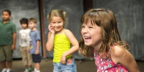 Join Rosie Garcia's Children Acting Class for ages 5 to 8 years old (4-weeks) tickets